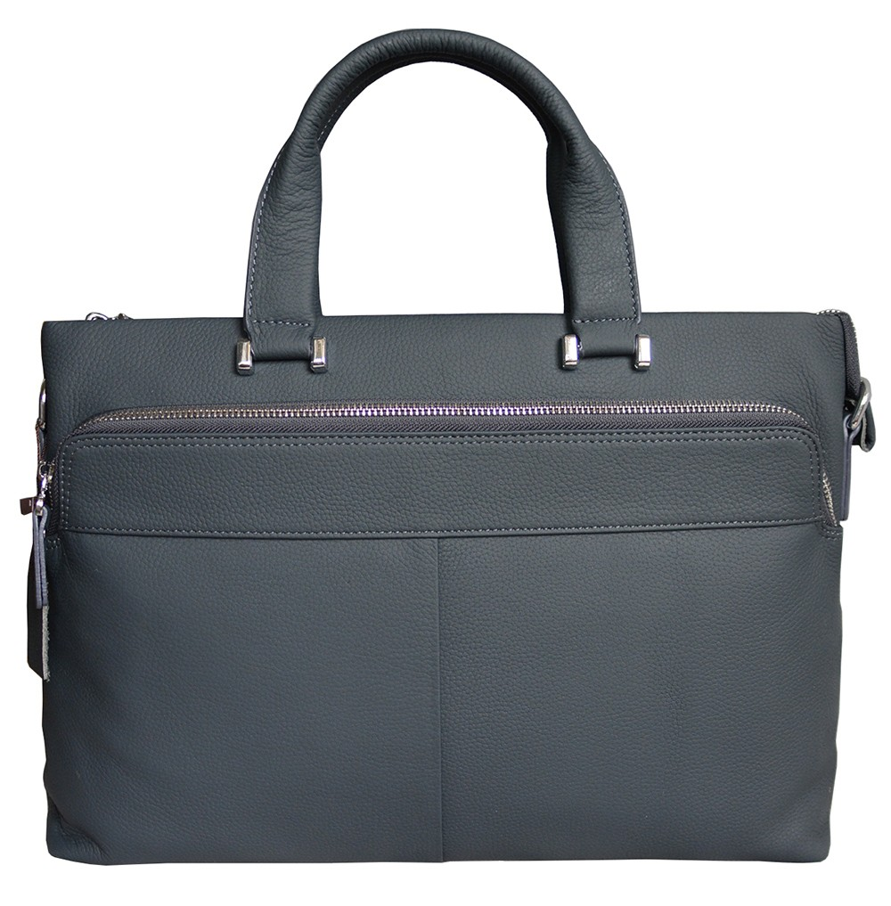 stag mens genuine leather briefcase 14 laptop